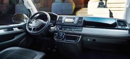 Volkswagen T-Baureihe Cockpit