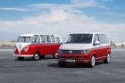 Volkswagen T6 und Samba Bus