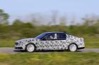 getarnter BMW 7er