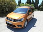 2015er Volkswagen Caddy Maxi