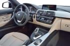 BMW 3er Facelift 2015, Cockpit