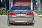 BMW 3er Facelift 2015,, Heck
