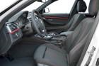 BMW 3er Touring Facelift 2015, Vordersitze