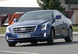 Cadillac ATS Coupé AWD, Frontansicht