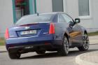 Cadillac ATS Coupé AWD, Heckansicht