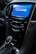 Cadillac ATS Coupé AWD, Mittelkonsole