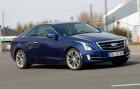 Cadillac ATS Coupé AWD, Seitenansicht