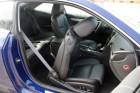 Cadillac ATS Coupé AWD, Vordersitze