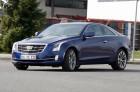 Cadillac ATS Coupé AWD in Dunkelblau