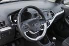 Kia Picanto Facelift 2015 Cockpit