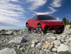 Lamborghini Urus Vorderansicht