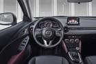 Mazda CX-3 Fahrerplatz