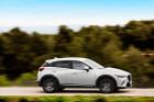 Mazda CX-3 Seitenaufnahme