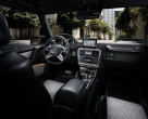 Mercedes-AMG G 63, Cockpit