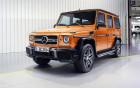 Mercedes-AMG G 65 in orange