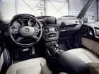 Mercedes-Benz G 350 d, Armaturenbrett