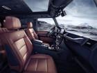 Mercedes-Benz G 500, Vordersitze
