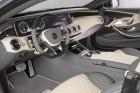 Mercedes-Benz S 63 AMG Mansory, Innenraum