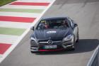 Mercedes-Benz SL 500 Mille Miglia 417 auf Rennstrecke