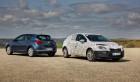 Opel Astra K und Astra J