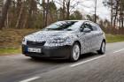 Opel Astra getarnter Prototyp
