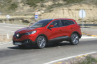 Renault Kadjar Vorderansicht