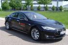Tesla-Prototyp autonomes Fahren