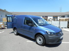 Volkswagen Caddy 4. Generation, Blau