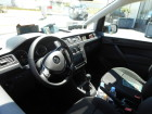 Volkswagen Caddy 4. Generation, Interieur