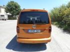 Volkswagen Caddy Maxi 2015, Heck