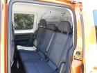 Volkswagen Caddy Maxi, Fond