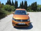 Volkswagen Caddy Maxi, Kühlergrill