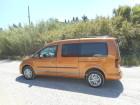 Volkswagen Caddy Maxi, Seitenansicht