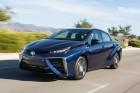 Wasserstofffahrzeug Toyota Mirai