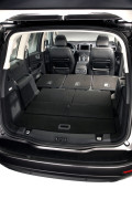 2015 Ford Galaxy Gepäckraum