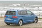 2015 Volkswagen Touran Heckansicht
