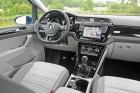 2015 Volkswagen Touran Interieur