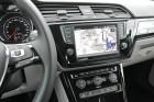 2015 Volkswagen Touran Mittelkonsole