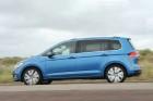 2015 Volkswagen Touran Seitenansicht