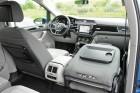 2015 Volkswagen Touran, umgeklappter Beifahrersitz