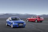 Audi A4 B9 2015 Limousine und Kombi