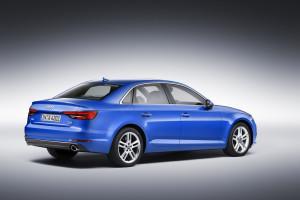 Audi A4 B9 2015 als Limousine
