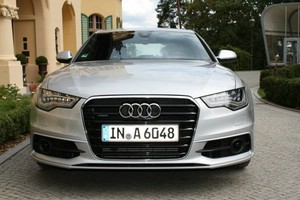 Audi A6 silber