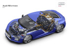 Audi R8 E-Tron Antriebssystem