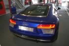 Audi R8 E-Tron Rückansicht