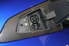 Audi R8 E-Tron Steckdose