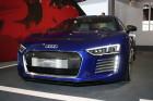 Audi R8 E-Tron Vorderansicht