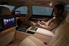 BMW 7er 2015 Monitore
