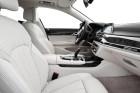 BMW 7er 2015 weiße Sitze