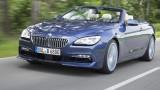 BMW Alpina B6 Biturbo Edition 50 Cabriolet, Fahraufnahme